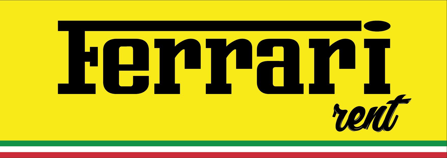 Logo Ferrari Rent
